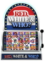 Click to play Red White Who