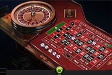 Preview of European Roulette at 21Nova