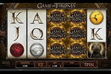 Preview of the Game of Thrones Slot at 32Red Casino