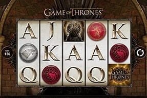 Game of Thrones Slot Features on the 32Red App