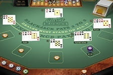 Preview of Multi Hand Classic Blackjack at 32Red Casino