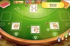 Preview of Multihand Blackjack at 777 Casino