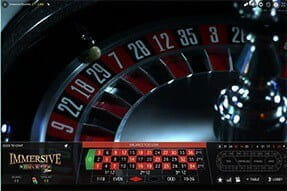 An Immersive Roulette game image