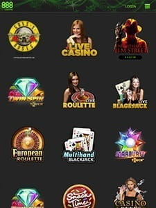 888 casino on ipad