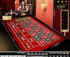 Live Roulette at 888casino
