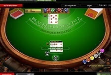 Preview of Multihand Blackjack at 888casino