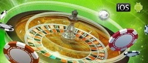 You can Play Roulette for Free on the 888casino App