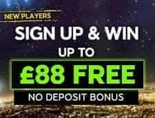 888casino Bonus 88 Free 100 Welcome Offer W O Promo Code