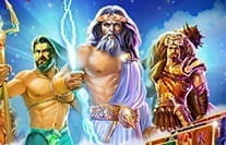 Age of the Gods Jackpot Slots can be found in all Playtech Casinos
