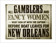 Blackjack was called 21 when Gambling was Legalised in New Orleans in 1820