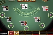 Preview of Atlantic City Blackjack Multi-Hand at Betway Casino
