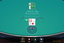 Atlantic City Blackjack from Switch Studios