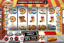 Play Bake Me A Winner Slot at mFortune Casino