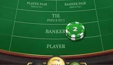 Parlay betting ties in baccarat usa sports betting ncaa b
