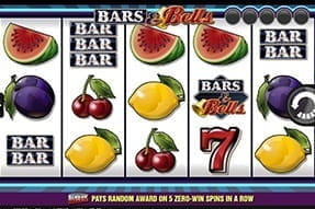 Try Bars and Bells on the InterCasino Web App