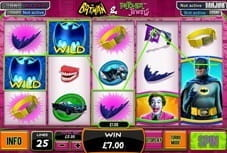 Preview of Batman & The Joker Jewels Slot at Betfair casino