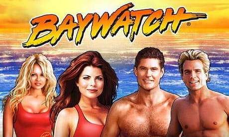 Image showing the Baywatch slot game from IGT