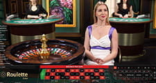 bcasino offers Live Roulette from Evolution Gaming