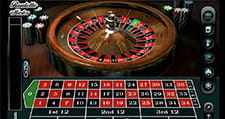 A game of Roulette Master being played at bcasino