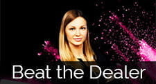 The Beat the Dealer promo from Slots heaven.