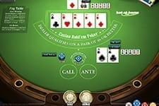 Preview of Casino Hold'em Poker at bet-at-home