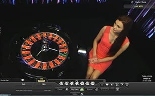 A Prestige Roulette game at Betfair casino.