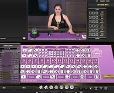 Preview of Live Sic Bo at Betfair casino
