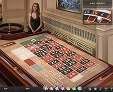 Preview of Live London Roulette at Betfair casino