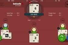 Preview of 21+3 Blackjack at Betsafe