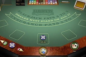 Blackjack Variant on the Betway Casino Mobile App