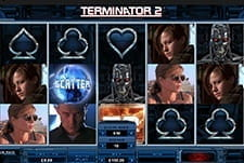 Preview of Terminator 2 Slot at Betway Casino