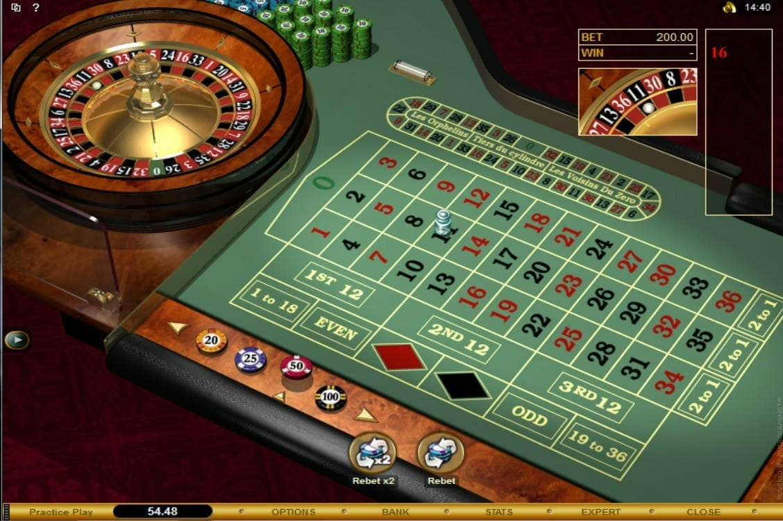 how to play roulette and always win