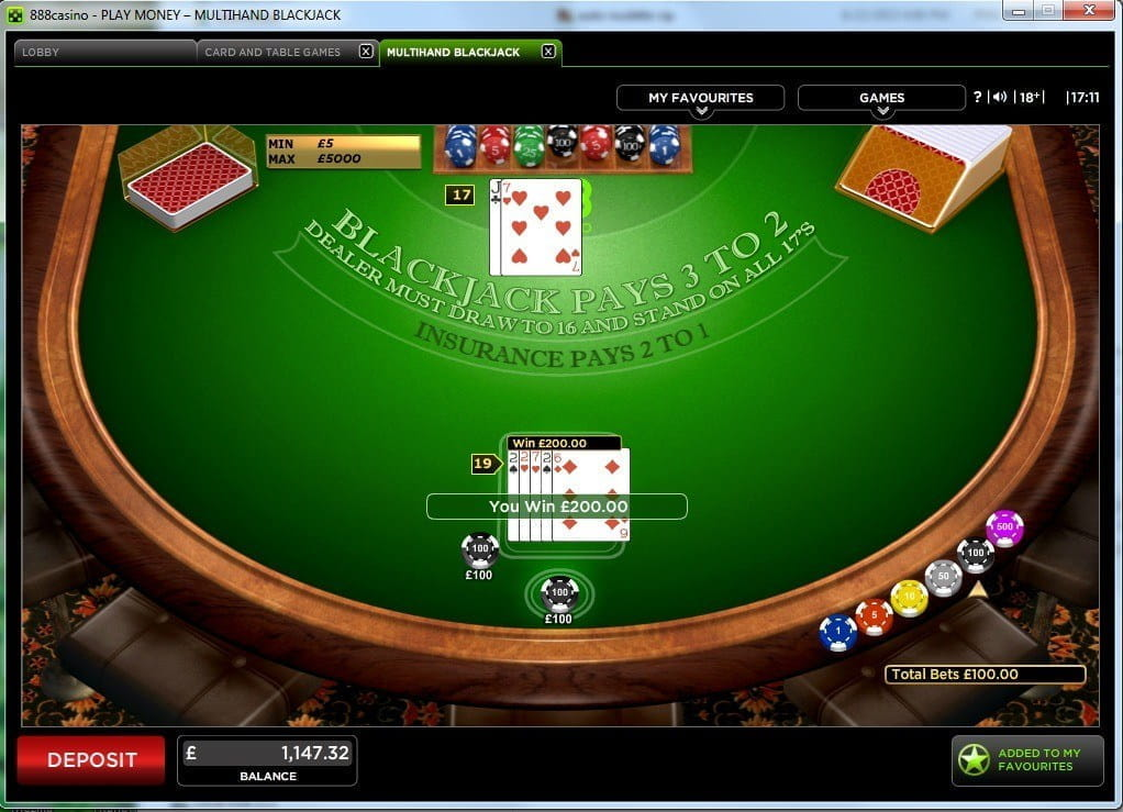 888 casino us players