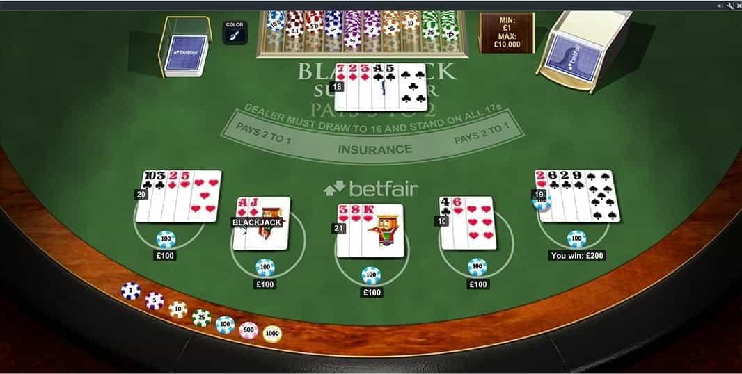 Blackjack Surrender | Casino.com France