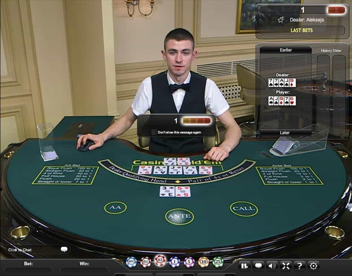 betfair casino описание