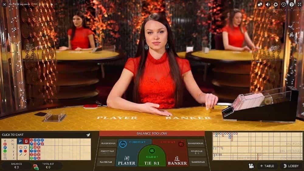 three card poker an einen spieler