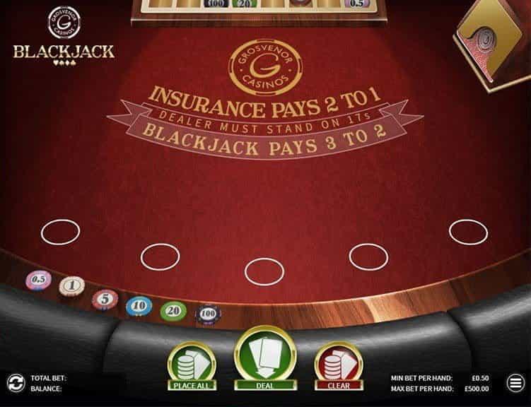 Blackjack flash code