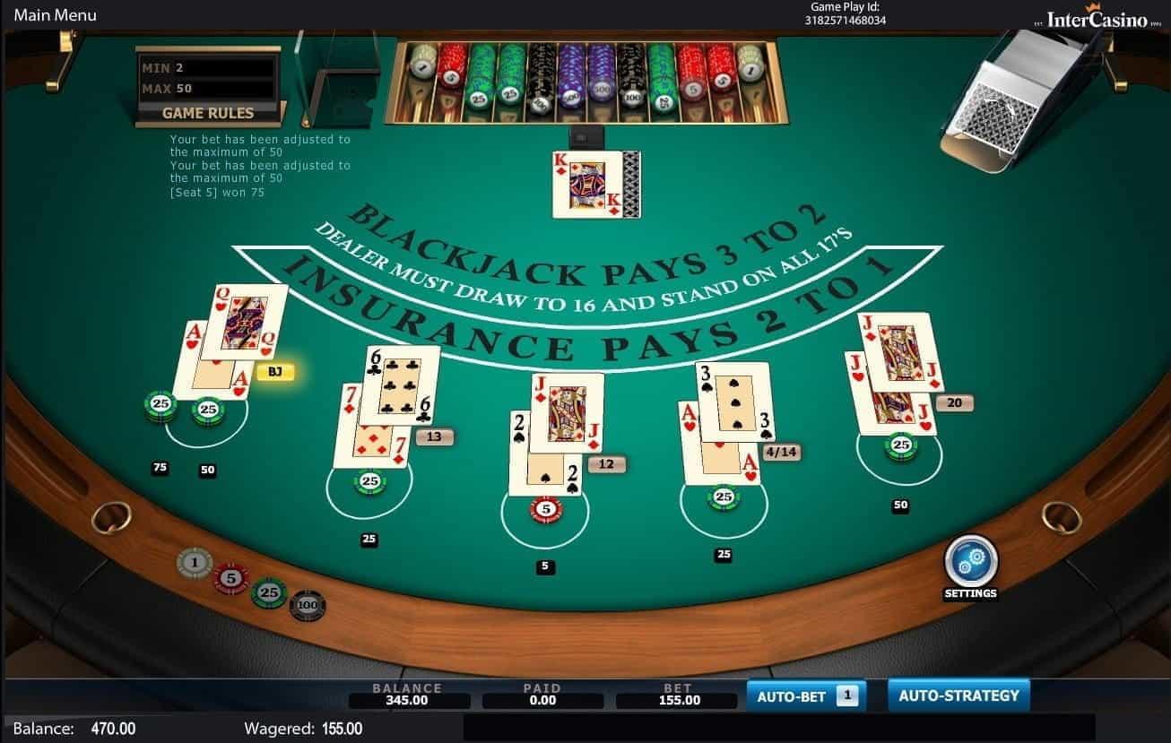 Poker full house ranking