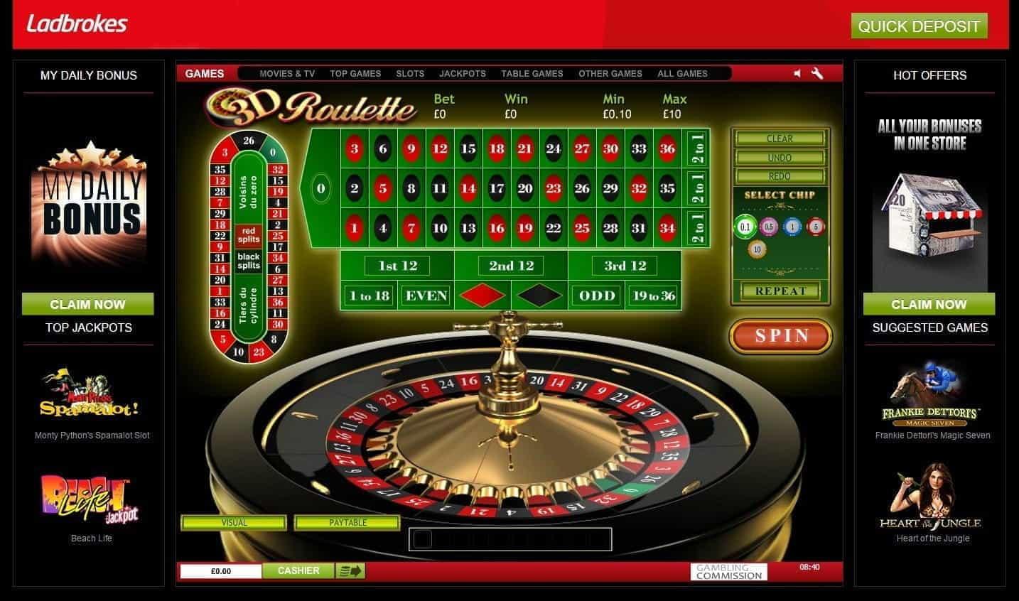 Casino arnhem flash