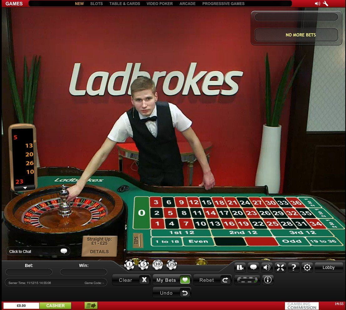 Ladbrokes Casino Roulette Free Play