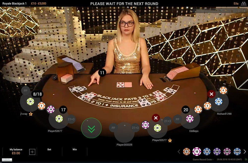 Mansion Live Casino A Review Of The Games Limits More