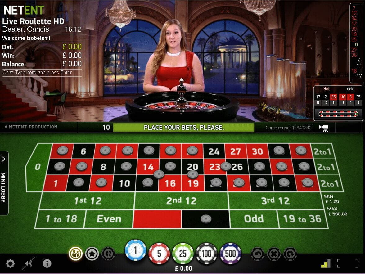 casino stream german
