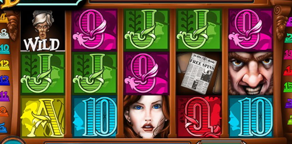 Mr green 40 free spins
