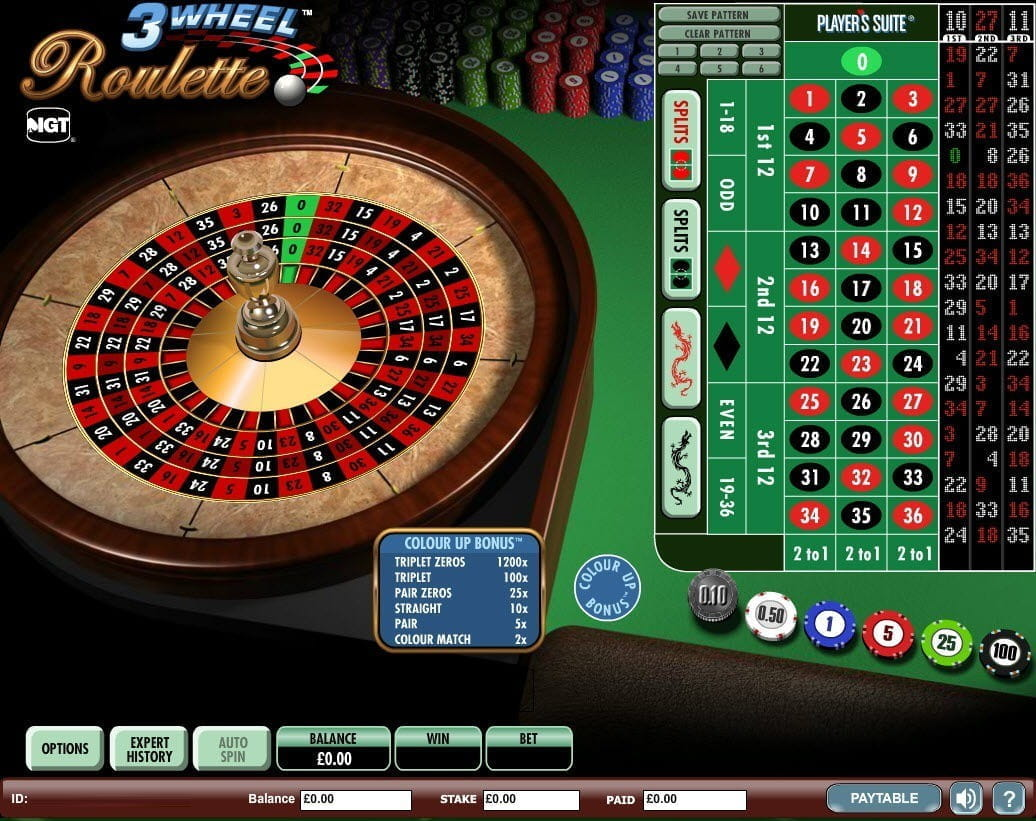Online roulette minimum bet 0.01