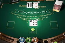Play Blackjack Double Exposure at All British Casino
