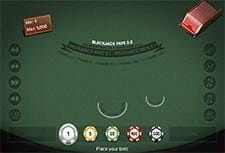 Play Blackjack Match at Starspins Casino