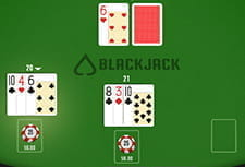 Blackjack Neo table view