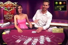 Low Stakes and Fun Atmosphere with Blackjack Party