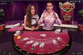 Low Stakes and Fun Banter with Blackjack Party