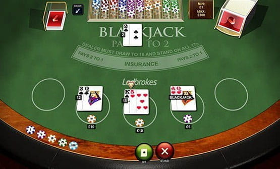 Play Blackjack Peek at Casino.com UK